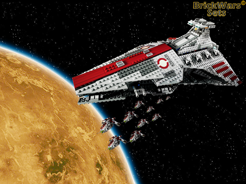 Brickwars Sets All Clear For Ground Assault Lego Star Wars Free Wallpaper